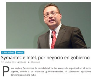 Entrevista de la revista Canales TI a Edgar Vásquez Cruz