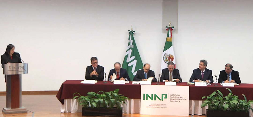 Seguridad nacional e inteligencia: Retos y perspectivas para México