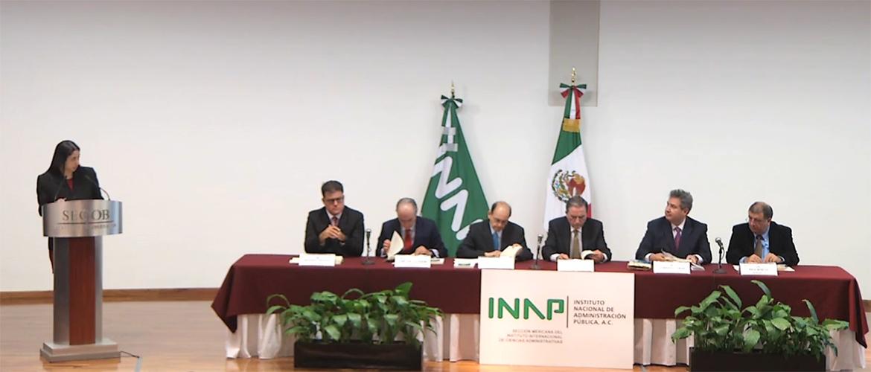 Seguridad nacional e inteligencia en revista RAP por Edgar Vásquez Cruz
