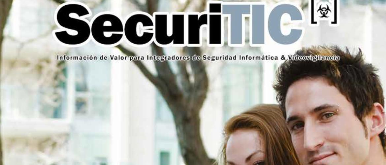 Entrevista a Edgar Vásquez Cruz en la revista  SeguriTIC número 42