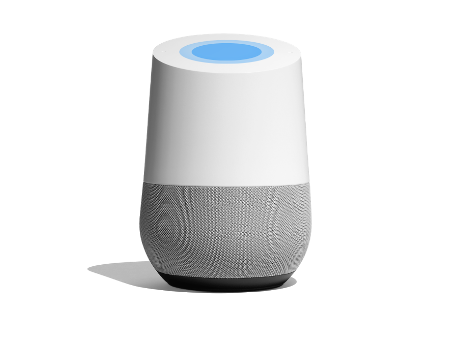 asistente virtual Google Home
