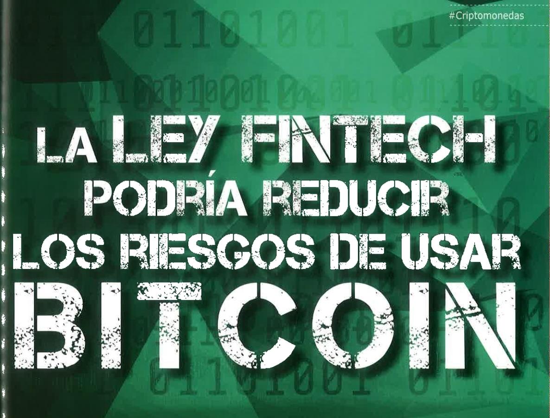 La ley Fintech y Bitcoin en México