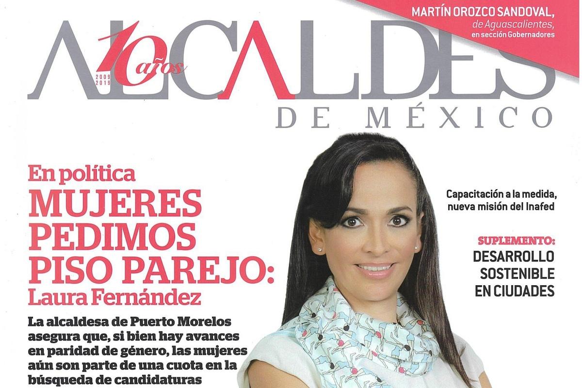 Portada Alcaldes de México marzo 2019