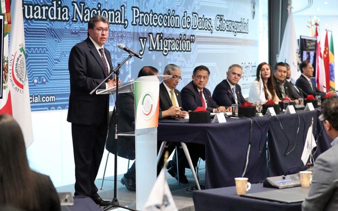 Guardia nacional, uno de los temas clave en la Cumbre UNIPOL 2019 en el Senado