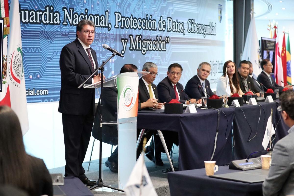 Ricardo Monreal Clausura la Cumbre Unipol 2019 Edgar Vásquez participa con una ponencia