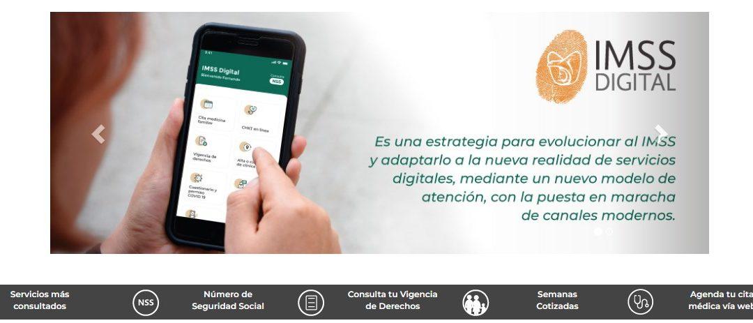 Nuevos horizontes para la atención ciudadana mediante el uso de TI: las mejoras en el IMSS